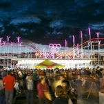 Oregon State Fair schedule