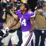 Vikings stun Saints with last-second TD to advance to NFC Championship Game