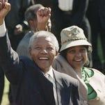 Winnie Mandela dies at age 81