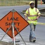 Commuter alert: Road work to begin on Park Ave.
