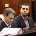 Buddy Valastro appears at his arraignment in Manhattan Criminal Court Nov. 13.