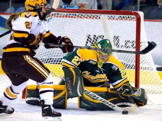 NCAA Clarkson Minnesota Hockey