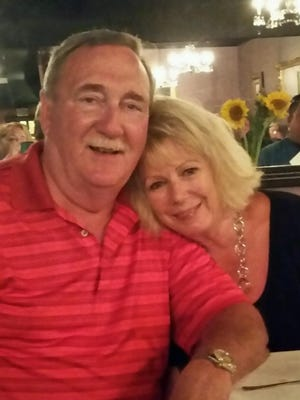 Bob and Susie Balko, 2016