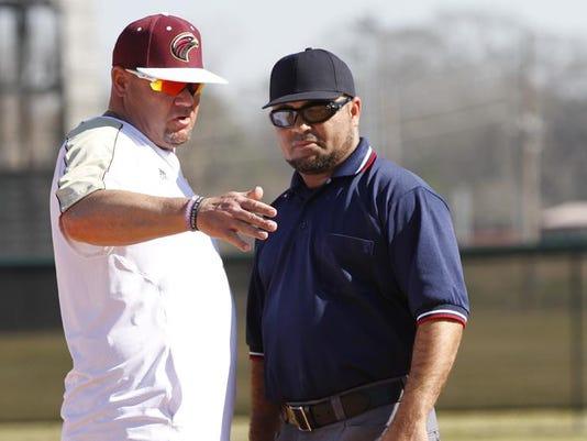 Coach and Ump