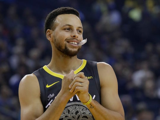 Steph Curry got his eyes fixed, but the timing of this news shows his genius