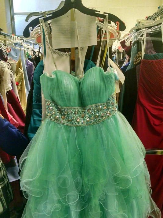 1 FRM St Paul prom dress