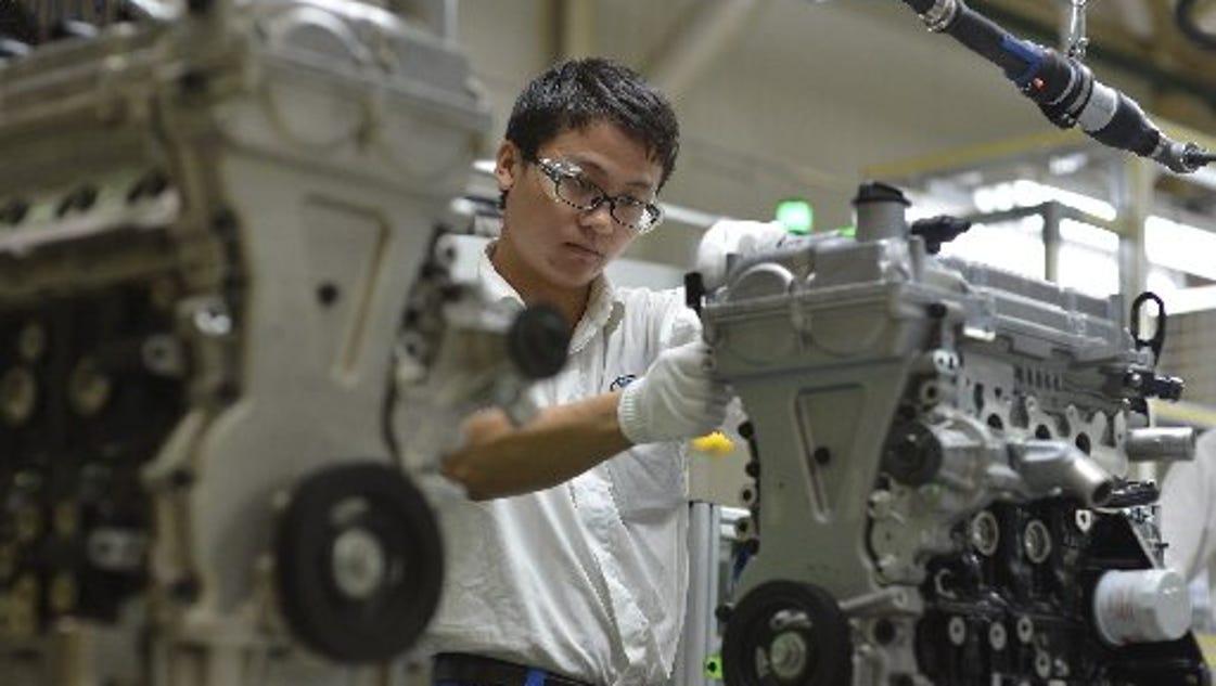 Analyst Downgrades Gm Citing China Slowdown
