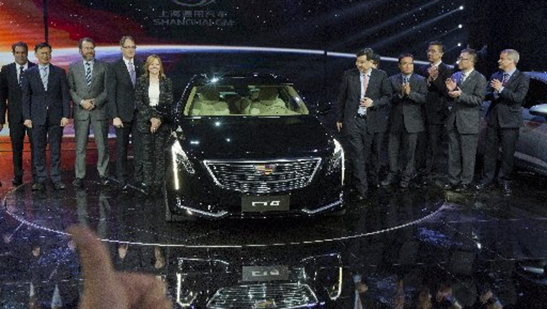 gm in china In april 2011, general motors china group (gm china), the chinese venture of detroit-based automaker general motors company (gm), unveiled a new brand, the baojun 630.