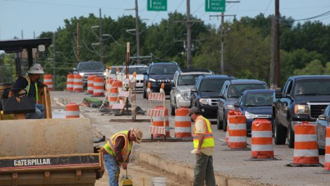 Michigan Poised For Big Shift In How It Pays For Roads