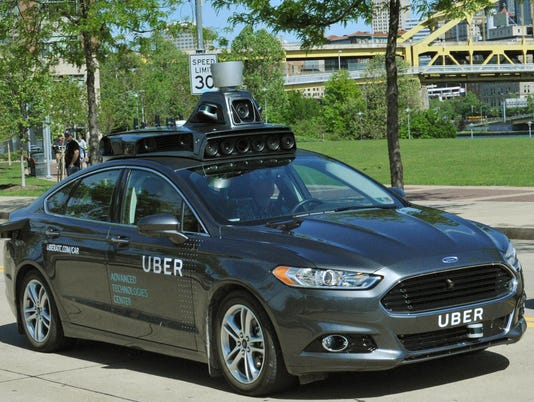 Ford invests in mapping startup for self-driving cars