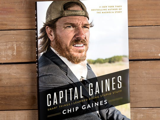 'Capital Gaines' by Chip Gaines