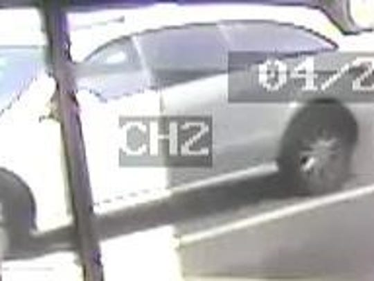 Jackson police are seeking to identify this car in