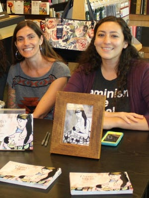 Michelle Hackney and Mia Ortiz.