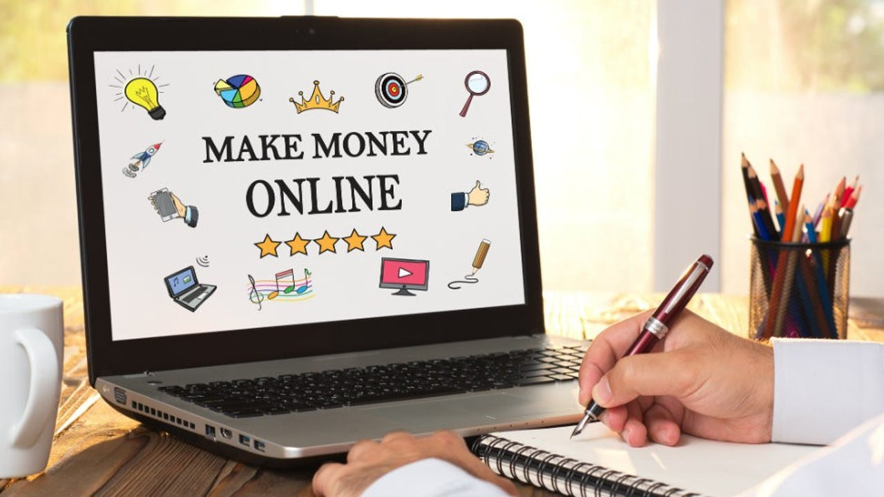 Innovative ways to make money online