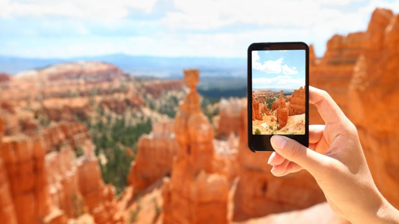 You can use your smartphone camera for more than photos