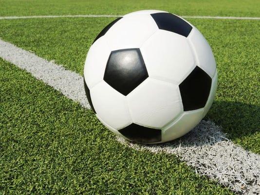 soccer ball turf