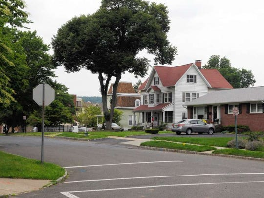 Four properties on Baldwin Street are the subject of a builder's remedy lawsuit filed against Glen Ridge.
