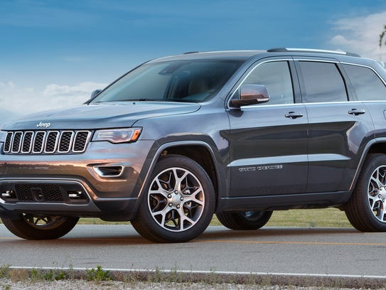 The 2018 Jeep Grand Cherokee also scored poorly in