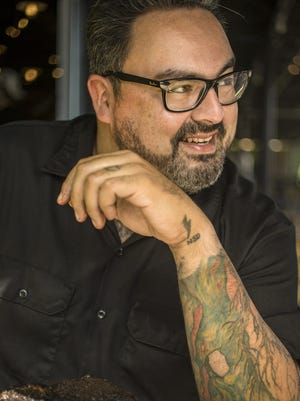 Chef Levon Wallace will leave Cochon Butcher next month to take the helm of the restaurant inside the new 21c Museum Hotel downtown.