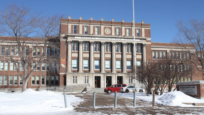 Franklin High School campus is located on Norton Street in Rochester.