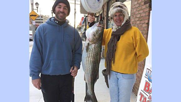 Jason Hanna and his mom Danielle Smith had this 30