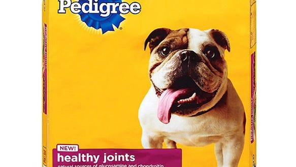 PEDIGREE Dog food .