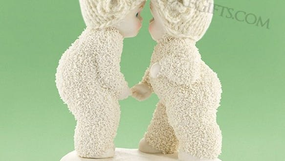 Snow Babies figurines