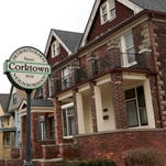 Corktown historic district is just west of downtown Detroit. It is the oldest neighborhood in Detroit and in 1978 it was listed on the U.S. National Register of Historic Places and is designated as a City of Detroit Historic District.