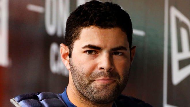 Detroit Tigers catcher Alex Avila.
