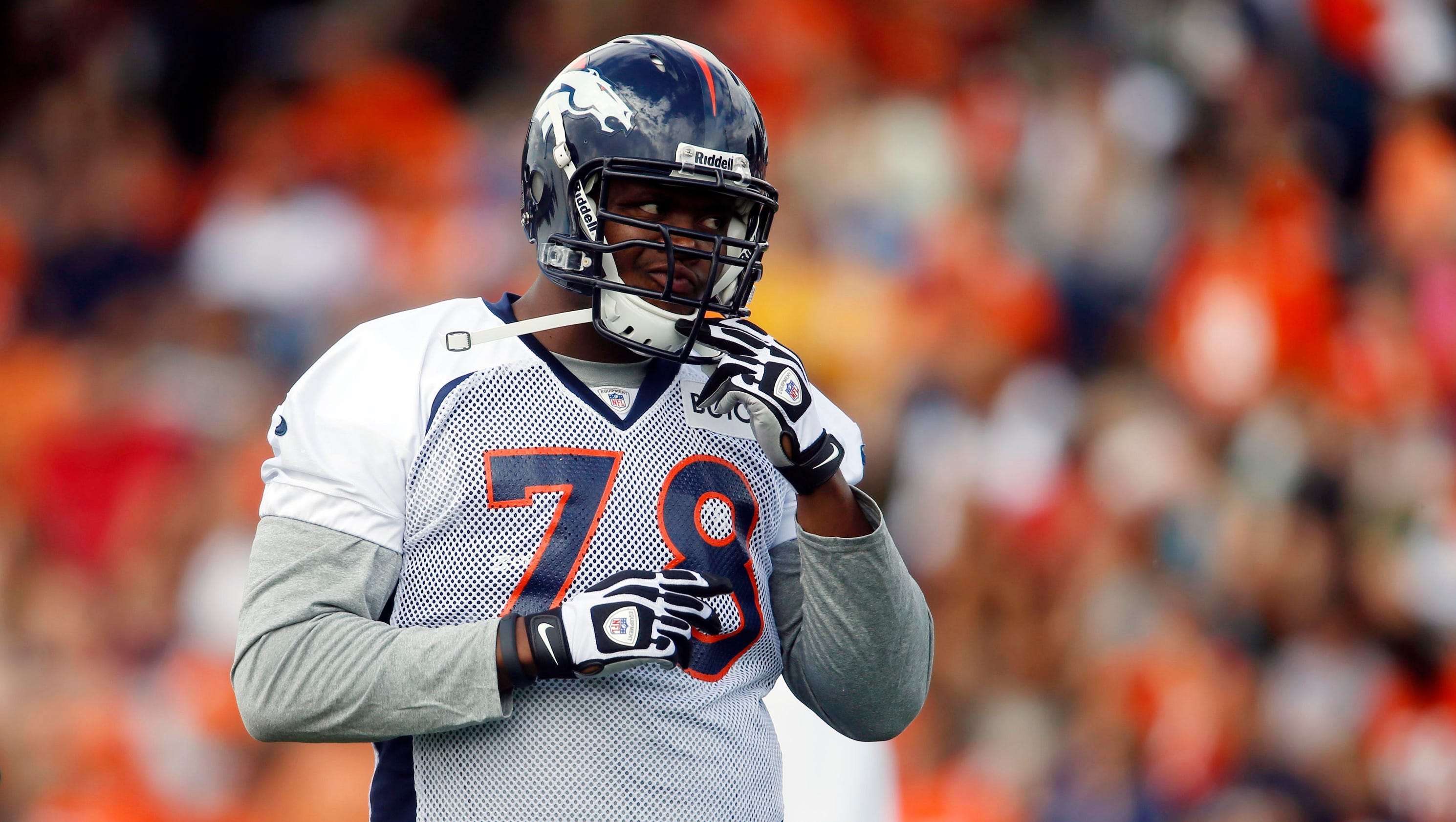 Jets acquire four-time Pro Bowl OT Ryan Clady from Broncos