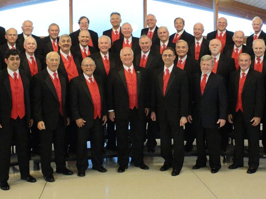 The Gulf Coast Harmonizers (formerly known as Cape Chorale)