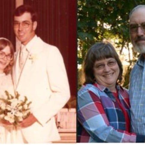 Anniversaries: Phil Price & Stefanie Price