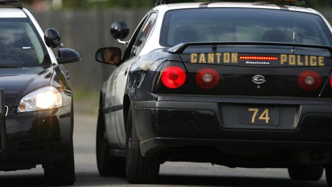 Canton Police Department file photo