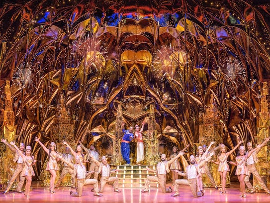 Disney Theatrical Productions under the direction of