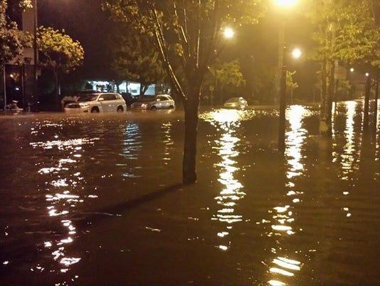 downtownPensacolaflooding