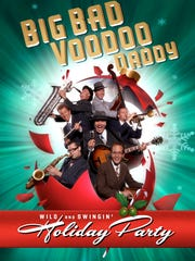 Big Bid Voodoo Daddy has two performances Dec. 5 at