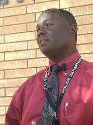 Mesa police Detective Steve Berry
