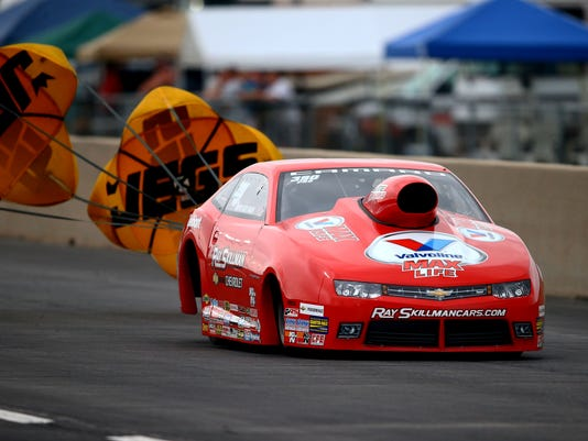 NHRA: Route 66 Nationals-Qualifying