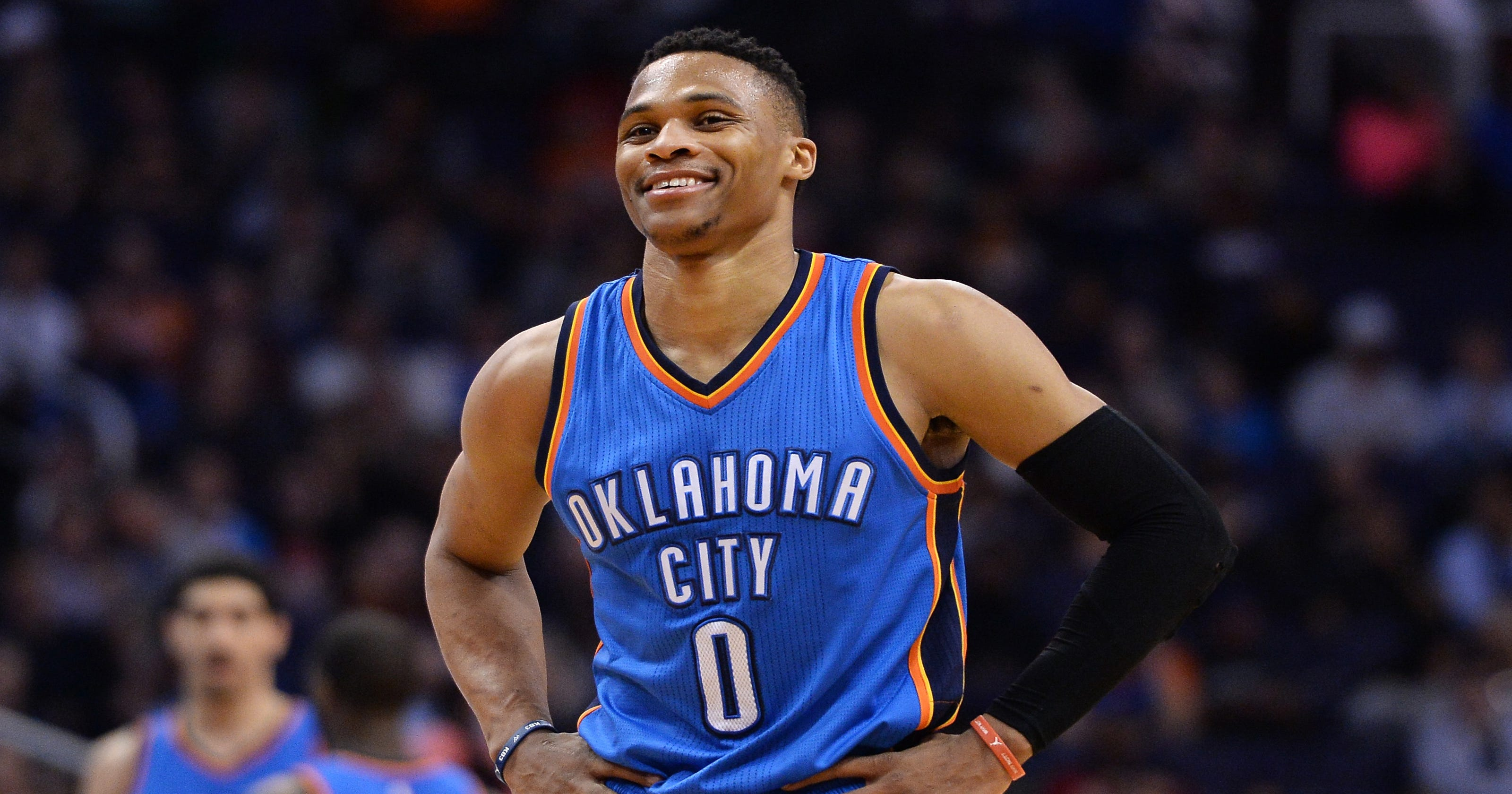 3e28faa6415 Russell Westbrook agrees to five-year