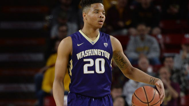 Washington Huskies guard Markelle Fultz is considered to be the No. 1 pick in the upcoming NBA draft.
