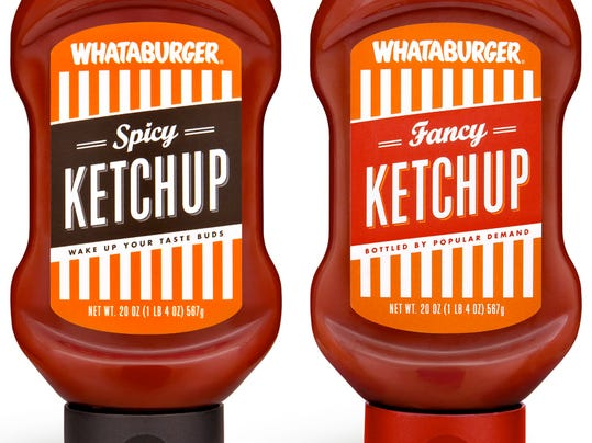 Whataburger Spicy and Fancy Ketchup.jpg