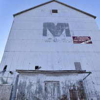 Removal of city's historic granary starts Wednesday