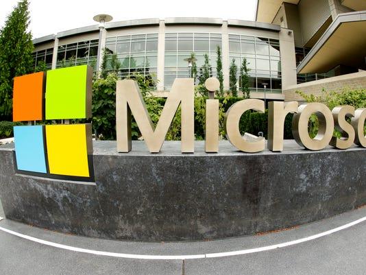 CORRECTION Microsoft Layoffs
