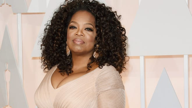 Oprah Winfrey's back with her annual list of favorite things.