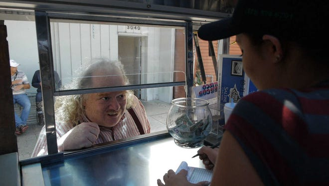 """""""City of Gold' is a documentary about Los Angeles Times food critic Jonathan Gold."""