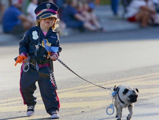 Pet & Doll Parade