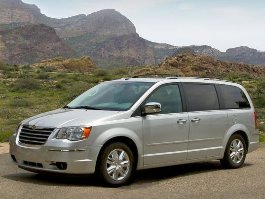 new plan detailed to fix recalled chrysler minivans. Black Bedroom Furniture Sets. Home Design Ideas