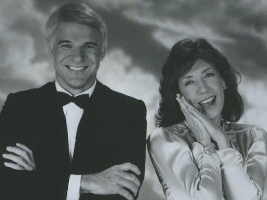Steve Martin and Lily Tomlin star as Roger Cobb and