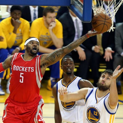May 27, 2015; Oakland, CA, USA; Houston Rockets forward