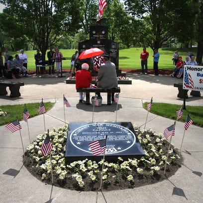 A time to remember: South Shore communities observe Memorial Day